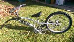 Adams Folding Trail a Bike