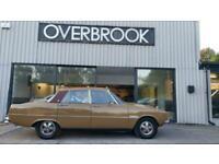 1972 Rover 3500 1970 ROVER P6 3500 S 1 OF 6 DEVELOPMENT CARS Saloon Petrol Manua
