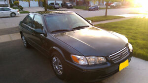 2001 Toyota Camry LE Sedan/ reduced proce