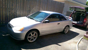 03 civic dx 5 speed