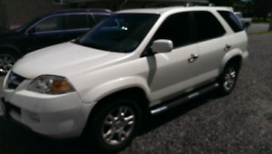 2006 Acura mdx. Amazing ride