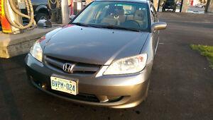 2004 Honda Civic Si Sedan Bluetooth Cruise Control Low KMSS