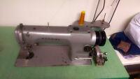 Janome DB-J704 Lockstitch Straight Stitch Industrial Sewing Mach