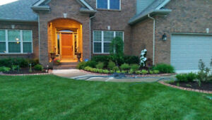 Green Century Landscaping - Sod Installation #1 QUALITY!