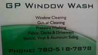 Gutter Siding and Window cleaning