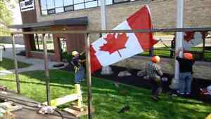 Flagpole Repair & Installation by Flag & Sign Depot Windsor Region Ontario image 10