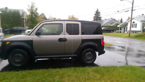 2005 Honda Element AWD Wagon