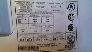 New 75.7 gallon electric hot water heater tank Edmonton Edmonton Area image 2