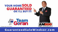 I will sell your home GUARANTEED or I'll buy it
