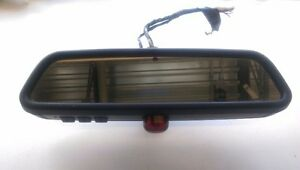 BMW 3 5 7 X Series 1999-2009 Rear View Mirror Auto Dim OEM