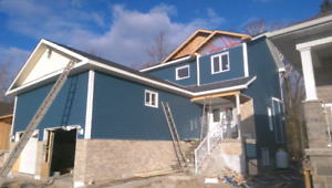 Professional Siding Installer** Great rates/Quality work
