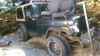 1994 Jeep. Offroad use only