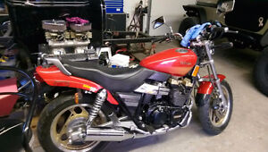 1987 Yamaha radian YX 600 T (call or text only)