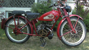 WANTED VINTAGE MOTORCYCLE SERIOUS BUYER
