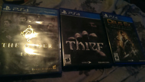 3 New Games
