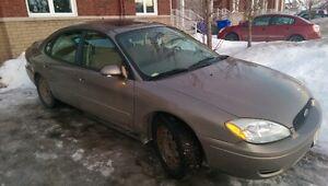 Ford Taurus 2006 bronze –pneus d'hiver neufs & toit ouvrant