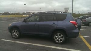 2008 Toyota RAV4 Limited SUV with Sunroof