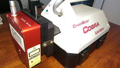 Cyberoptics Cobra Laser Profile Scanner Drs-8000 Sensor Profilometer Roughness