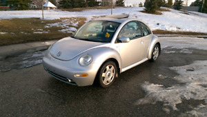 2001 Volkswagen Beetle 1.8T For Sale - Low Kms!!!