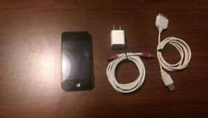Mint condition iPhone 4S with Otterbox $100 OBO