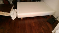 !! IKEA BOX SPRING QUEEN SIZE-BED BASE !! @ 1001 BAY ST.