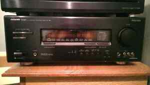 Onkyo receiver and 6 disc CD player Peterborough Peterborough Area image 2