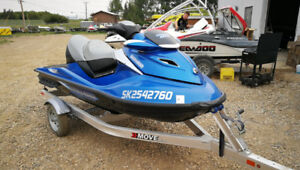 2007 Seadoo GTX 215 only 78 hours with cover !