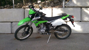 Kawasaki KLX 250 s Dual Sport (2011)