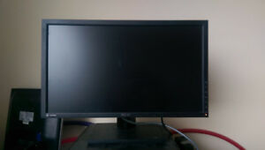 23 inch IPS monitor and 6 foot HDMI cable for sale