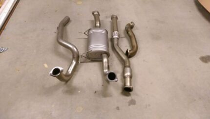 "X-force 3"" exhaust to suit nissan gu patrol Cobram Moira Area Preview"