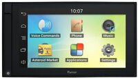 """***PARROT ASTEROID SMART 6.2"""" 2-DIN TOUCH DECK WITH GPS***"""