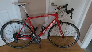 """56"""" Specialized Ultegra Road Bike"""