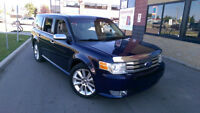 2011 Ford Flex AWD Limited Loaded Only 130k CAM,NAVI,DVD Cheap!!