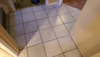 Flooring, Tile and Painting