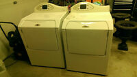 Maytag Gas Washer and Dryer