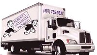 Alberta ultimate movers $75 for 2 crew