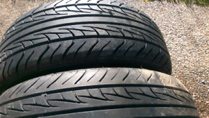 """16"""" Tiger Paw Tires"""