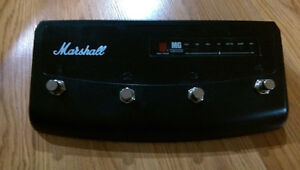 Marshall PEDL90008 MG15FX/MG30FX/MG50FX/MG101FX Footswitch