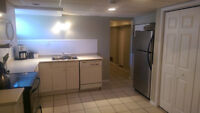 All inclusive bachelor apartment available Aug 1 in East End
