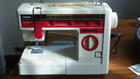 Brother sewing machine - machine a coudre