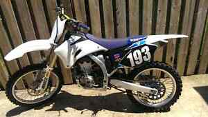 Yz250f 2006 For trade or sell and a ram 1500