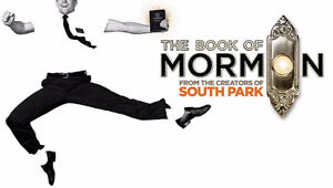 Book of Mormon - Opening Night! Princess of Wales Theatre