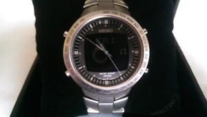 "Seiko ""Mars"" SLM009 H022-6010 Chronograph Watch Citizen"