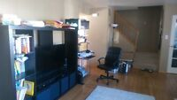Available January 1, 2016, very close to MRU 1 bedroom for rent