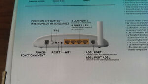 TP-LINK (TD-W8951ND) Modem router