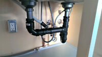 Plumber Available in Oliver area!!!