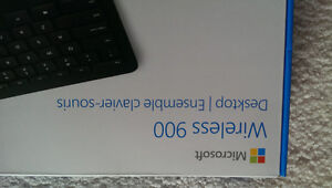 Brand New Microsoft keyboard and mouse set!