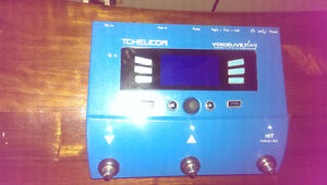 Vocal Effects Pedal