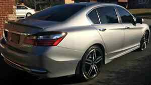 2016 Honda Accord Sport (Lease Takeover)