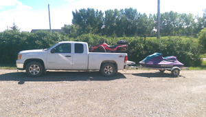 Truck and sea doo package deal